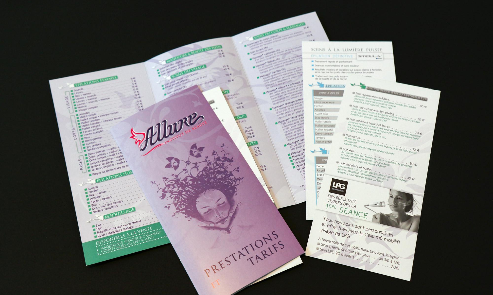 communication-institu-de-beauté-la-Valette-du-Var-Impression-tarifs-flyer-dépliant-83