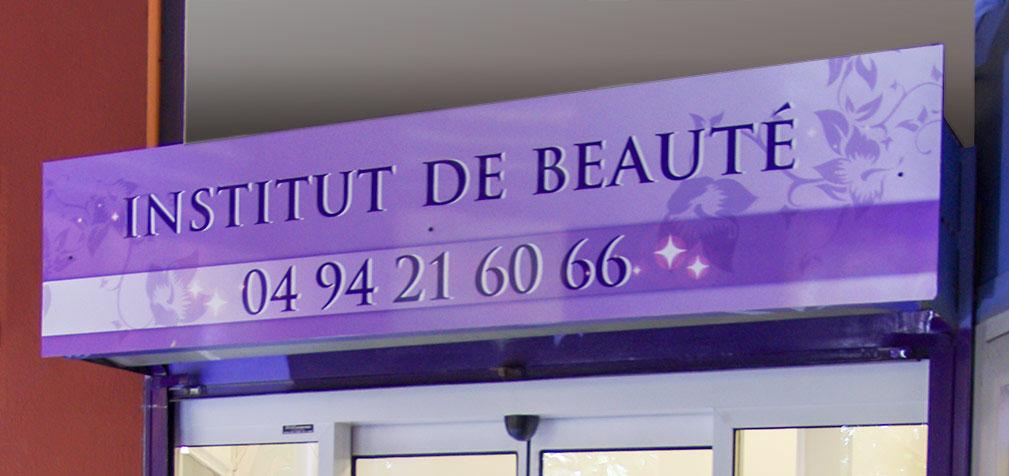 communication-institut-beauté-enseigne-signalétique-impression-panneau-La-Valette-du-var-83-agence-V2