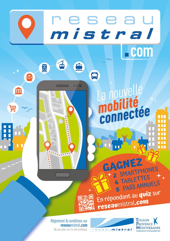 Agence communication service public à Toulon -toulon-comitup-impression-affiche-A4-A3-Var-83